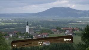 100 Meter Bayern